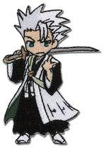 Bleach Hitsugaya Sd Embroidered Patch Pre-Order