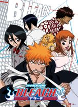 Bleach Ichigo Group Wall Scroll Pre-Order