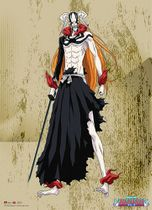 Bleach Ichigo New Hollow Form Wallscroll RETIRED