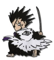 Bleach Kenpachi Sd Embroidery Patch RETIRED