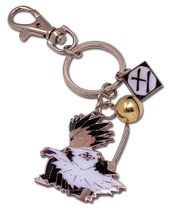 Bleach Kenpachi Sd Metal Keychain RETIRED