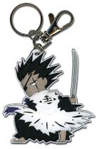Bleach Kenpachi Sd Pvc Keychain RETIRED