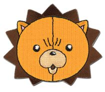 Bleach Kon Head Patch Pre-Order