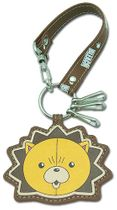 Bleach Kon Leather Keychain Pre-Order