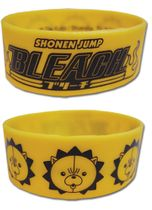 Bleach Kon Pvc Wristband RETIRED