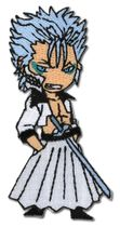Bleach Sd Grimmjow Patch RETIRED