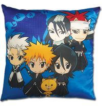 Bleach - Sd Group Square Pillow RETIRED