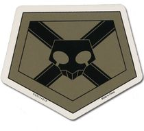 Bleach Shinigami Badge Sticker Pre-Order