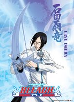Bleach Uryu Wall Scroll Pre-Order