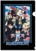 Blue Exorcist File Folder (5 Pcs Pack) RETIRED