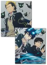 Blue Exorcist Group Binder Pre-Order