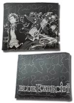 Blue Exorcist Group Wallet RETIRED