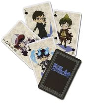 Blue Exorcist Playingcards RETIRED