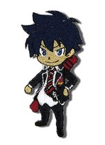 Blue Exorcist Rin Embroidered Patch IN STOCK