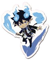 Blue Exorcist Rin Sticker Back Order