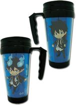 Blue Exorcist Rin Tumbler With Handle RETIRED