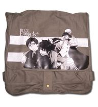 Blue Exorcist Rin, Yukio, And Mephisto Messenger Bag Pre-Order