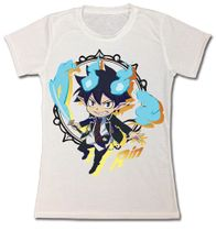 Blue Exorcist - Sd Rin Jrs. T-Shirt M Back Order