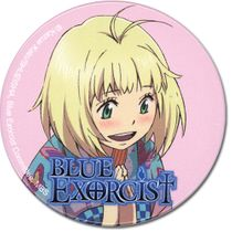 "Blue Exorcist Shiemi 2"" Button RETIRED"
