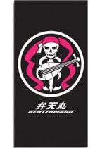 Bodacious Space Pirates Bentenmaru Towel RETIRED