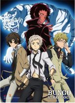 Bungo Stray Dogs - Group 02 Wall Scroll Pre-Order