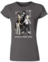 Bungo Stray Dogs - Group Jrs. T-Shirt XL Pre-Order