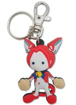 Cat Planet Cuties Assist-A-Roid Pvc Keychain RETIRED