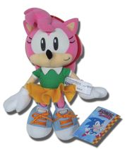 "Classic Sonic Amy 9"" Plush IN STOCK"