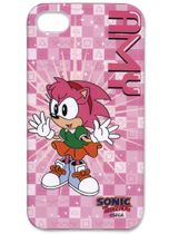 Classic Sonic Amy Iphone 4 Case RETIRED