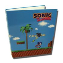 Classic Sonic Green Hill Zone Binder Pre-Order