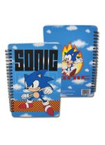 Classic Sonic Sonic Softcover Notebook Pre-Order