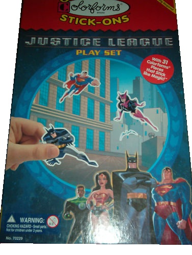 Justice League Playset