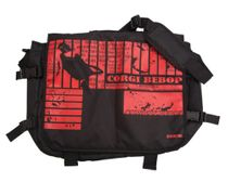 Cowboy Bebop Ein's Dream Messenger Bag RETIRED