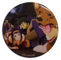 Cowboy Bebop - Group Button Pre-Order