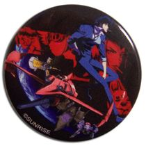 Cowboy Bebop - Space Button Pre-Order