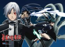 D Gray Man Allen Kanda & Linally Wall Scroll Pre-Order