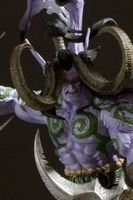 DC Direct World of Warcraft Deluxe Collector Figure Illidan Stormrage