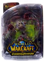 DC Direct World of Warcraft Scourge Ghoul Rottingham
