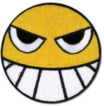 Deadman Wonderland Smile Face Patch Pre-Order