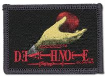 Death Note Apple In Hand Patch Pre-Order