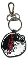 Death Note Apple Leather Keychain RETIRED