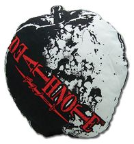 Death Note Apple Pillow Pre-Order