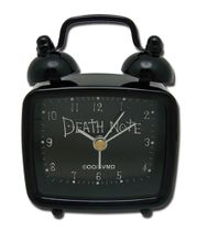 Death Note Death Note Square Mini Desk Clock Back Order