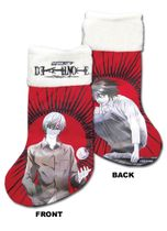 Death Note L & Light Christmas Stocking TBD