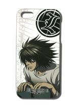 Death Note L & Logo Iphone 5 Case Pre-Order