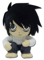 Death Note L Plush Pre-Order
