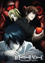 Death Note Mind Game Wall Scroll Pre-Order