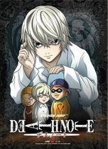 Death Note Near & Puppet Wall Scroll Pre-Order