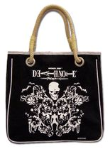 Death Note Ryuk Skull Tote Bag Pre-Order