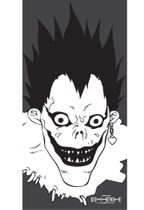 Death Note Ryuk Towel RETIRED